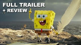 The SpongeBob Movie 2 2015 International Trailer + Trailer Review - Beyond The Trailer