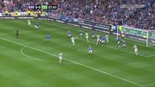 Rangers 4 Celtic 2 - 1st Half - 18.09.2011 (High Def)