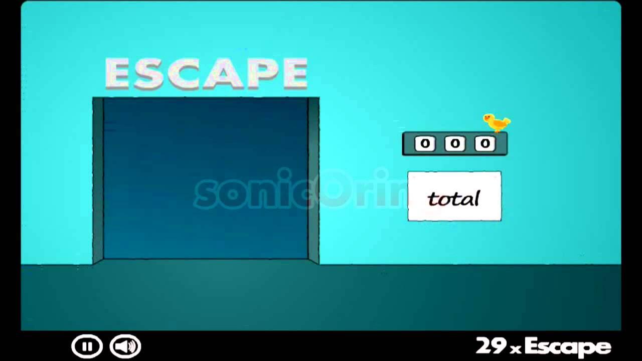 40 escape game / Bar plano tx