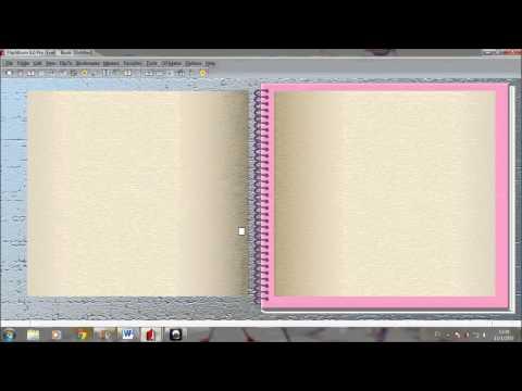 การทำหน้าปก เนื้อหา รูปภาพ และสารบัญใน E Book รหัสโครงงาน IT 354