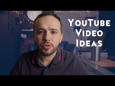 How to Come Up with Good Ideas for YouTube Videos