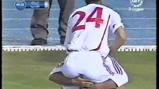 اهداف الزمالك و القادسية دوري ابطال العرب 2006 2007