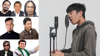Download lagu Menirukan 18 Suara Penyanyi Indonesia