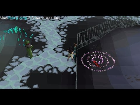 [OSRS] How to get to Arceuus' house and unlock fairy ring