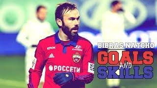 Bibras Natcho - PFC CSKA Moscow - Goals & Skills - |2016| |HD|