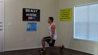 25 Minute Beginners Workout Routine - HASfit Easy Workouts at Home - Beginner Exercises