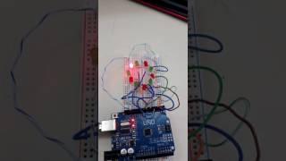 Arduino beginners project