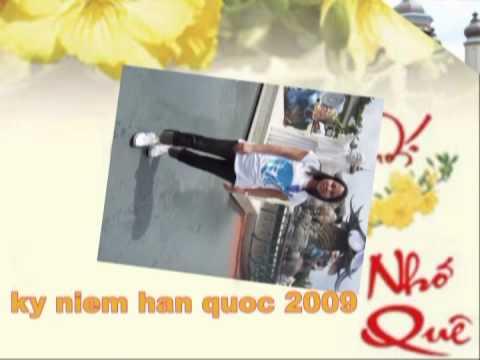ky niem han quoc 2009 2