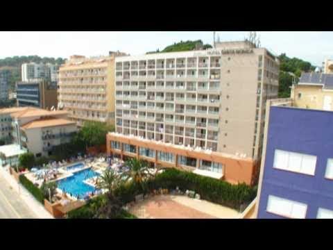 Santa Monica Hotel -Calella - Costa Barcelona-