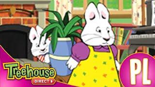 Max i Ruby Zabawa w ChowanegoŚniadanieTajemnica Ep2