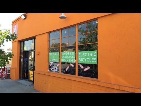 Motostrano Electric Bikes Shop, Redwood City California