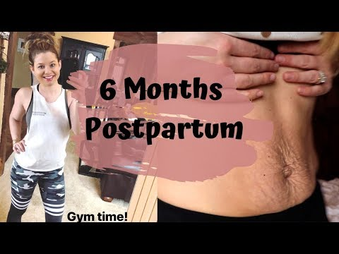 Getting Back in Shape | 6 Months Postpartum Mp3