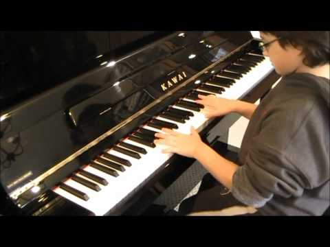 ABRSM Piano Grade 8 C 3 - King for a Day 2011 & 2012