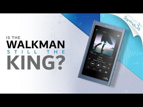 Sony Walkman NW A55 Review