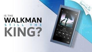 Sony Walkman NW-A55 Review