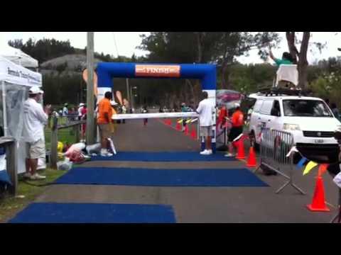 Deon Breary Winner of May 24 Bermuda Race