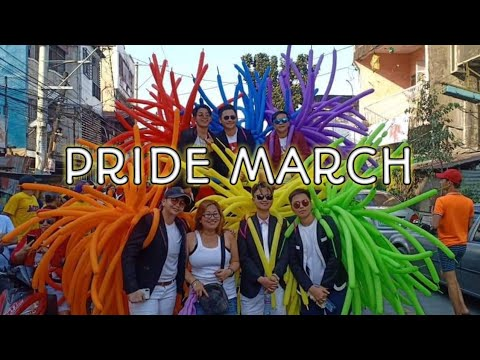 LGBT PARADE | (TONDO MANILA PRIDE MARCH)