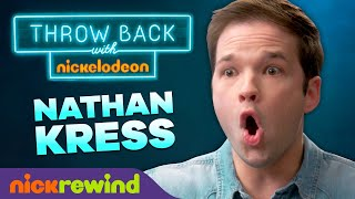 iCarly's Freddie Was PUKED On & Made a Fan Faint? 🤢 Nathan Kress Throws Back w/ NickRewind