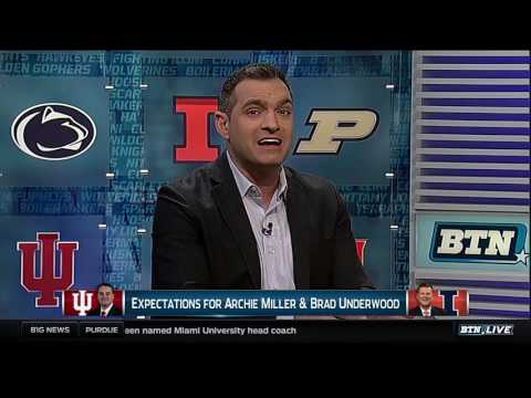 Expectations for New Coaches at Indiana and Illinois