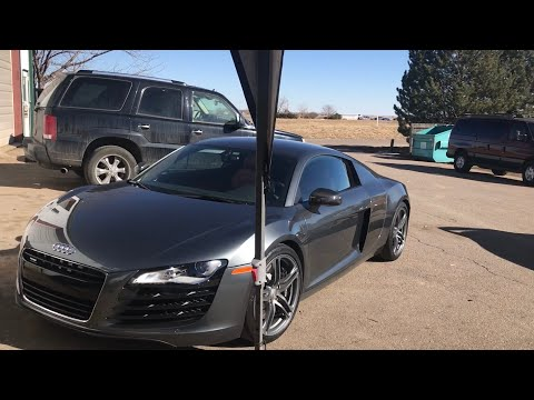 900+hp CRX,Audi R8 test drive,civic Turbo tune