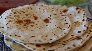 Homemade Mexican Tortillas Recipe - Cookingwithalia - Episode 311