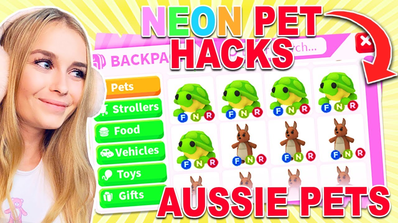 How To Make Your LEGENDARY AUSSIE PET NEON FAST In Adopt Me! (Roblox)