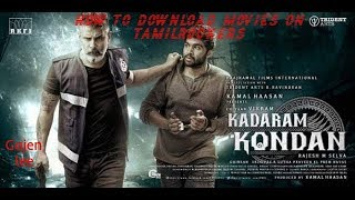 How to Download Movies on TamilRockers