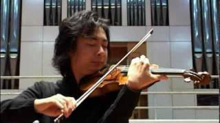 Milstein Paganiniana for solo violin