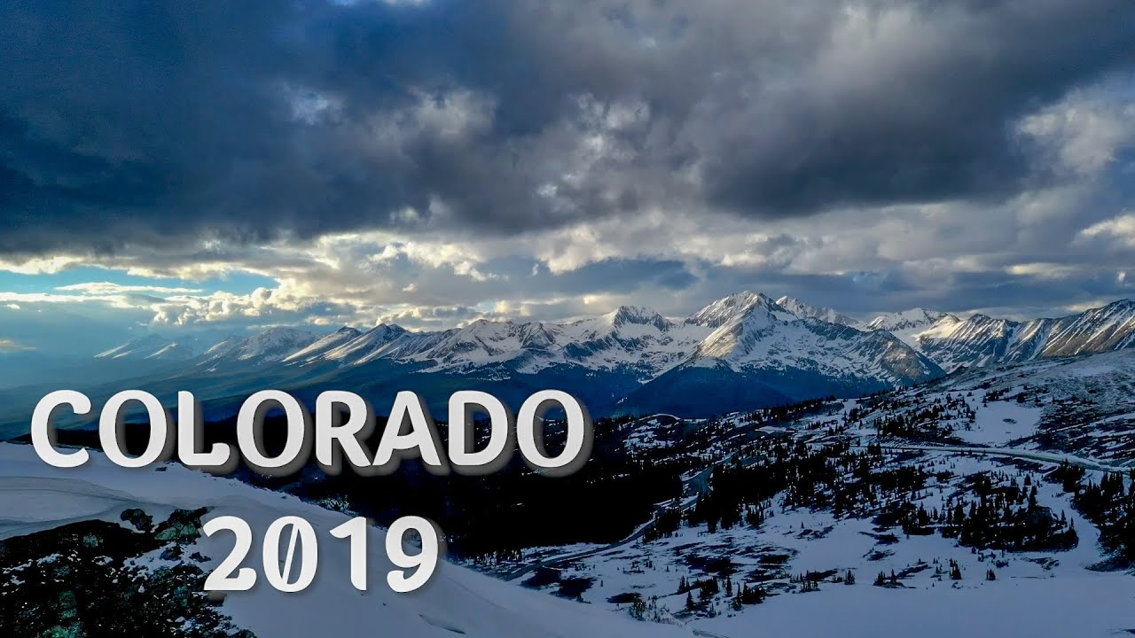 2019 Colorado Hiking Trip Highlights