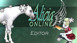 أليسيا محرر على الانترنت (AO)                    | يبيزانير!