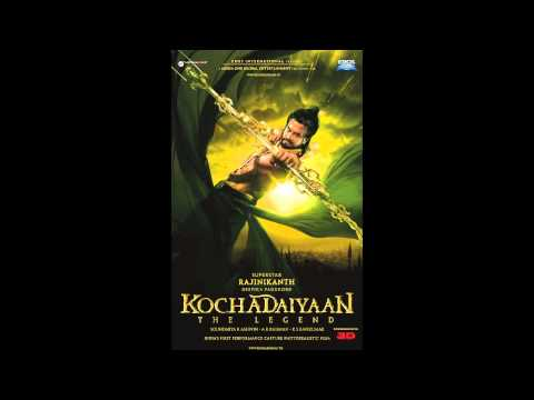 New Unseen Kochadaiyaan HD Poster Exclusive - First on net (www.kochadaiyaan.tk)
