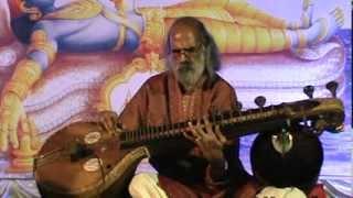 A. Ananthapadmanabhan Veena (Top Grade Artiste) - Sudhasaramga ragam