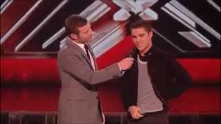 X Factor 2009 Live Show 7 - Joe McElderry sings 'Don't Let The Sun Go Down'
