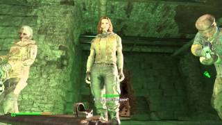 Fallout 4 Подземка Дорога к свободе Путь к свободе