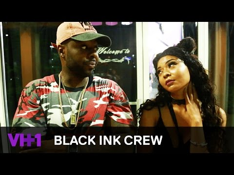Can Ted Save Black Ink 113th? 'Sneak Peek' | Black Ink Crew