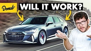 How the 2020 Audi RS6 Avant Could Resurrect the American Wagon | WheelHouse