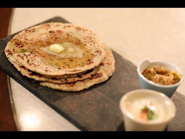Aloo Parantha | Family Food Tales with Mrs Alyona Kapoor | Sanjeev Kapoor Khazana