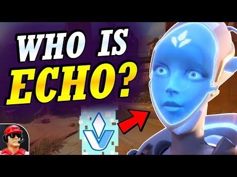 Overwatch - Everything We Know about Echo (New Hero) thumbnail
