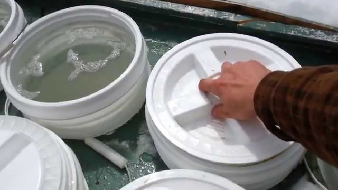Camping Toilet Gamma : Gamma seal lid tested youtube