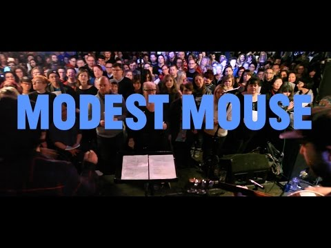 Choir! Sings Modest Mouse - Float On