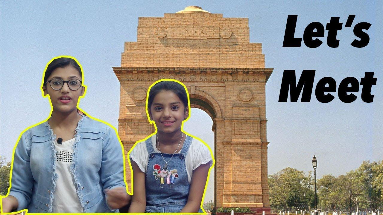 Delhi Meet Up Announcement | Samreen Ali | UPSchannel eu
