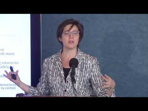 Artificial Intelligence: The Economic and Policy Implications – Keynote by Susan Athey