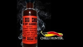 "Kernow Chilli Farm's ""the Big Smoke"" Bbq Hot Sauce"
