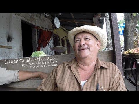 Der Nicaragua Kanal