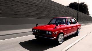 Damian's 1972 Mazda RX-2