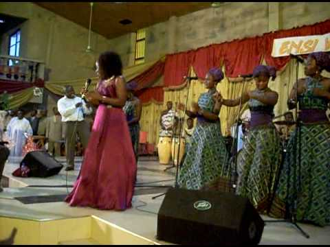 ensi wo yie featuring George Forest