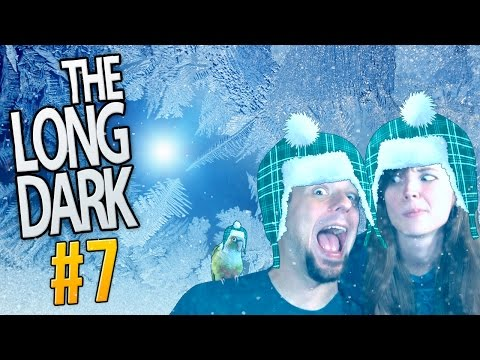 The Long Dark - Making My Wife Play The Long Dark #7 - OH GOD I'M FREEZING