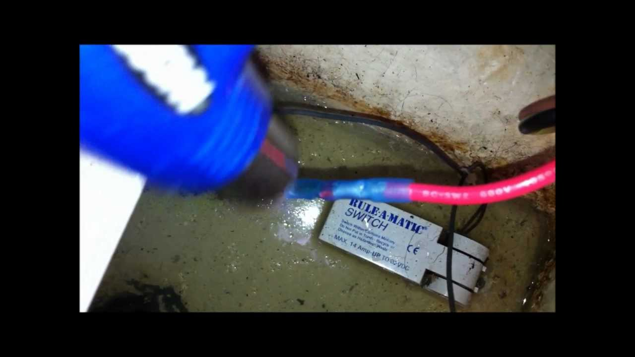 Wiring A Float Switch And Bilge Pump Wiring Get Free Image About