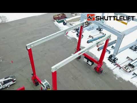 Shuttlelift DB 90 Mobile Gantry Crane