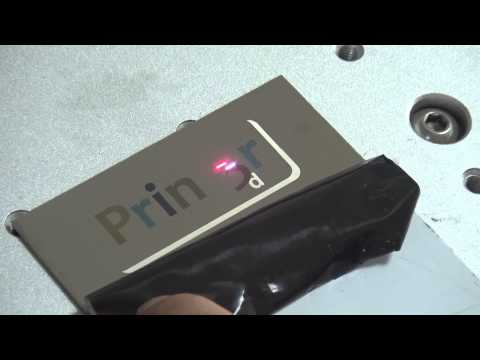 stainless steel laser marking
